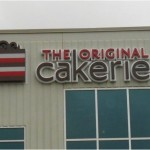 Original Cakerie Sign by Brooks Signs