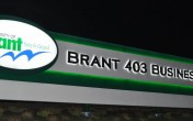 Landmark New Signage in Brant 403 Business Park